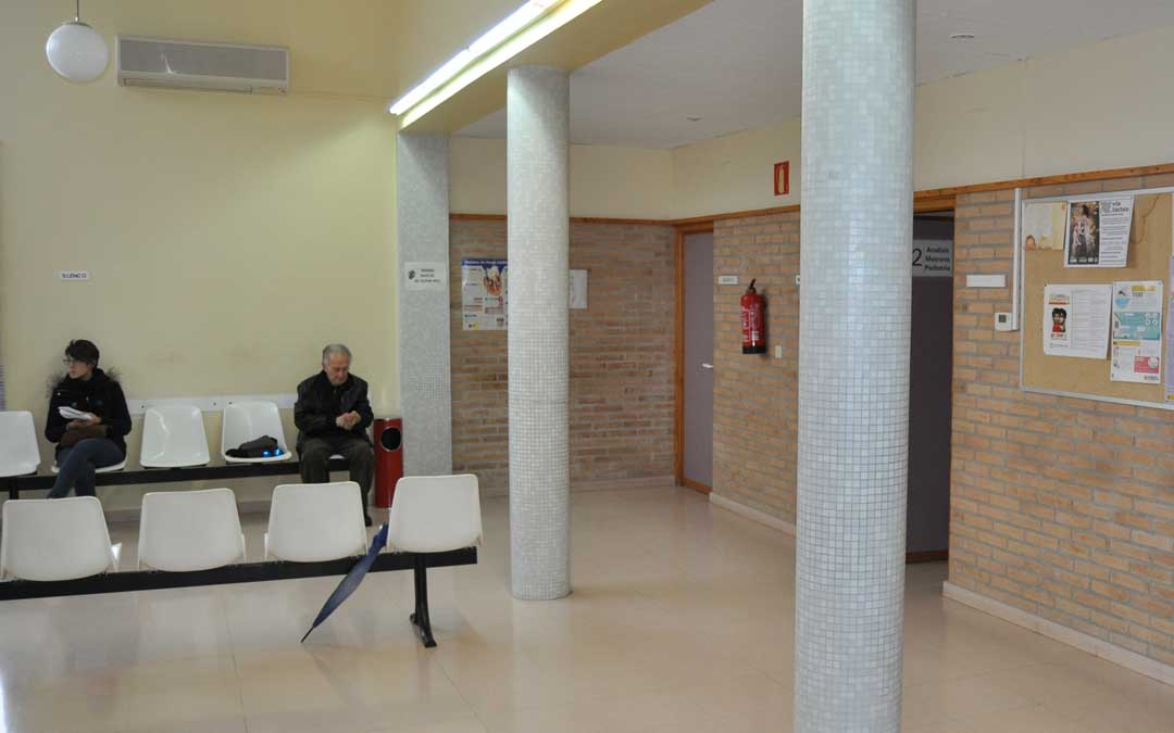 centro salud valderrobres