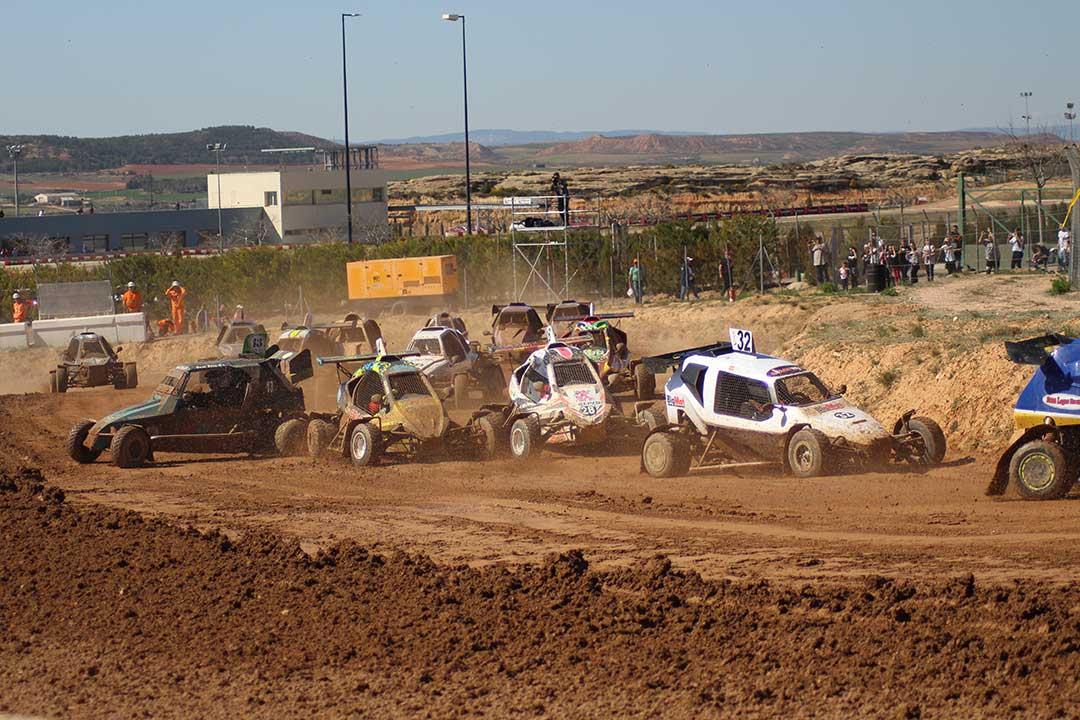 Campeonato España de Autocross