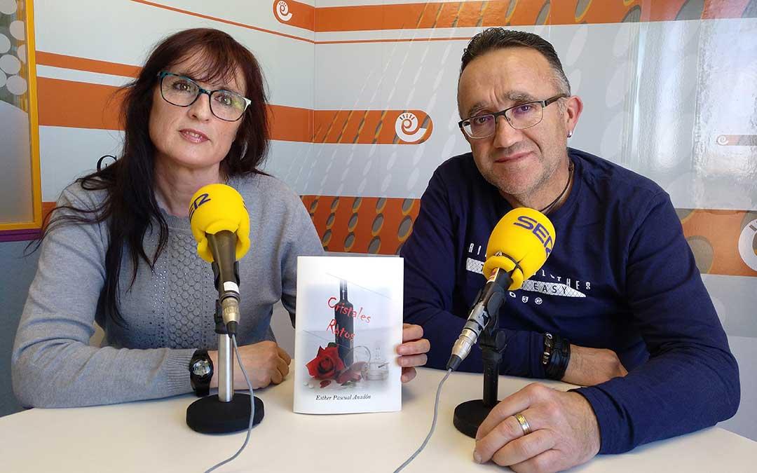 Esther Pascual y José Miguel Mampell.