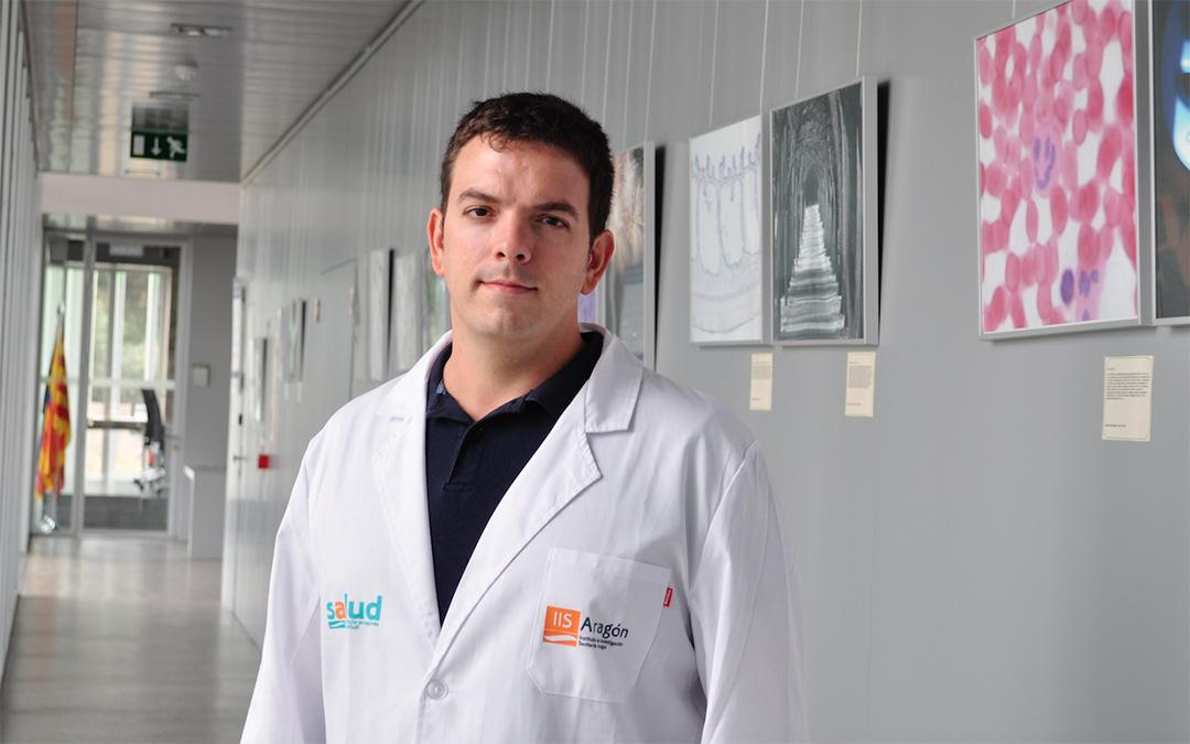 el investigador Alberto Jimenez Schuhmacher
