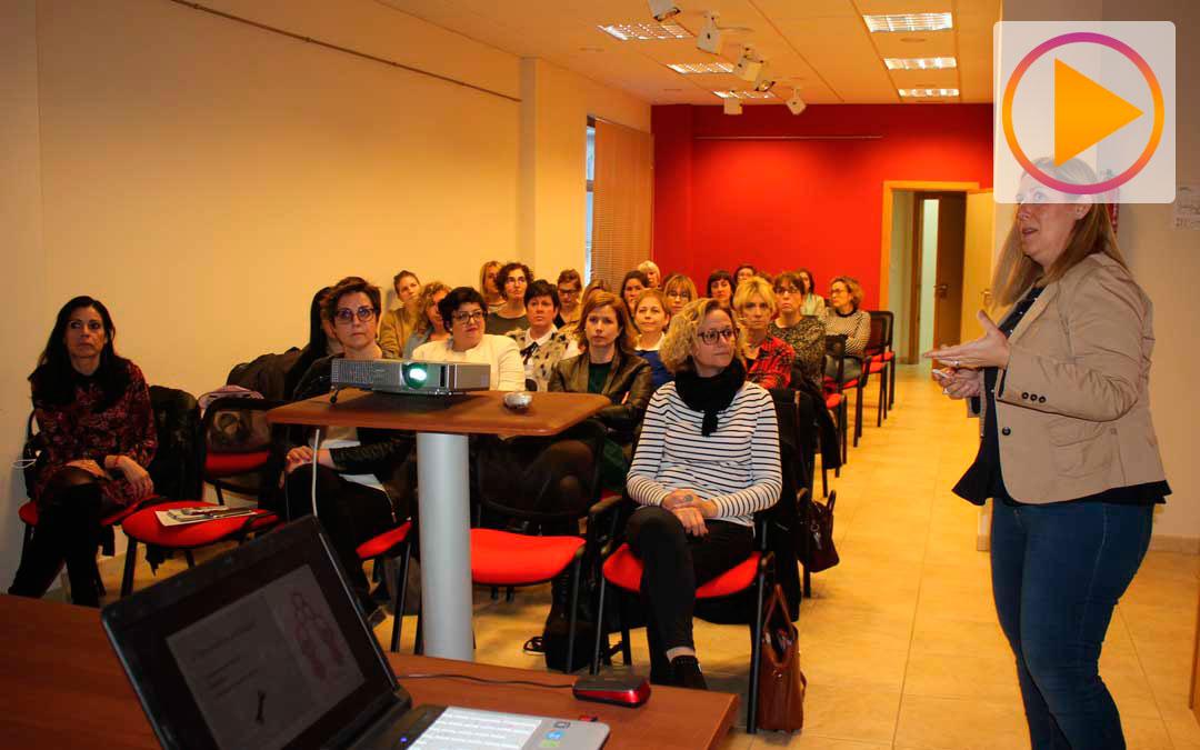 Presentación de Enredadas este martes en Alcañiz
