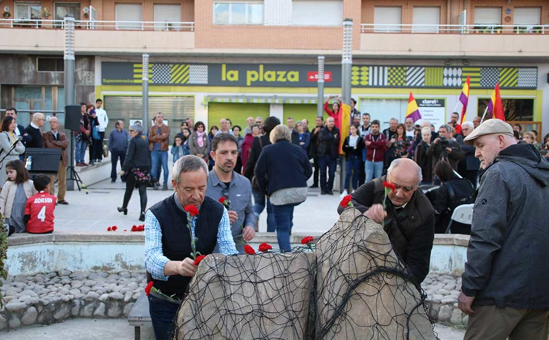 Alcañiz conmemora el 2 y 3 de marzo el Día de la Memoria Democrática de Aragón