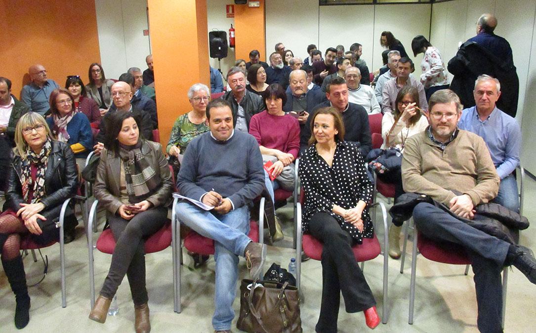 Los socialistas turolenses celebraron este sábado el Comité Provincial para elegir a sus candidatos en las próximas elecciones.