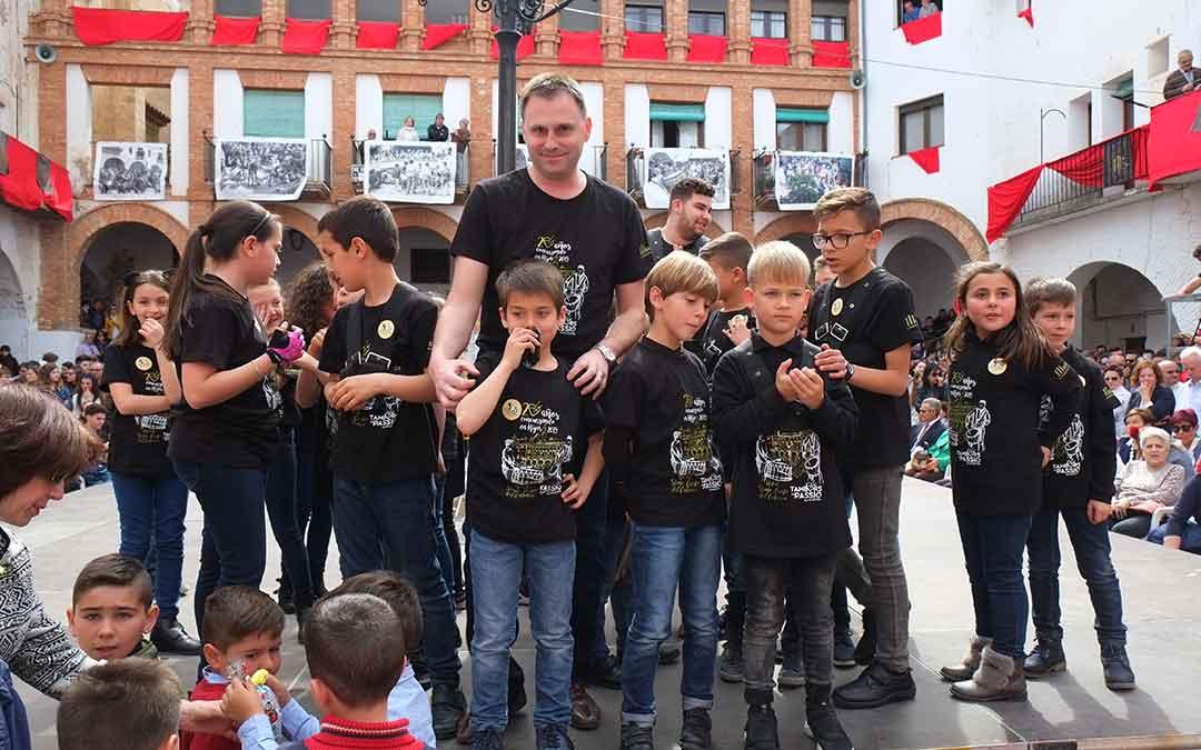 LIV Concurso Nacional de Tambores y bombos en Hijar
