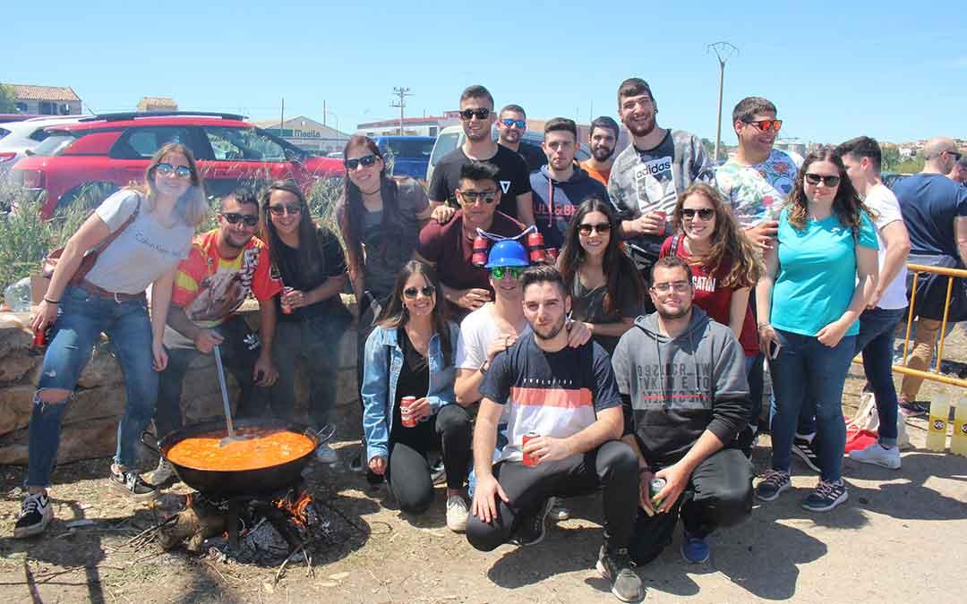Fiesta de Sartané en Maella