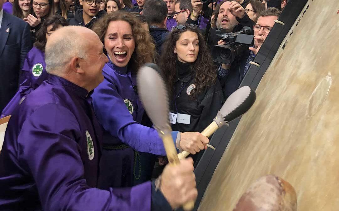 Ana Belén: «Teruel es maravillosa, sus reivindicaciones son justas»