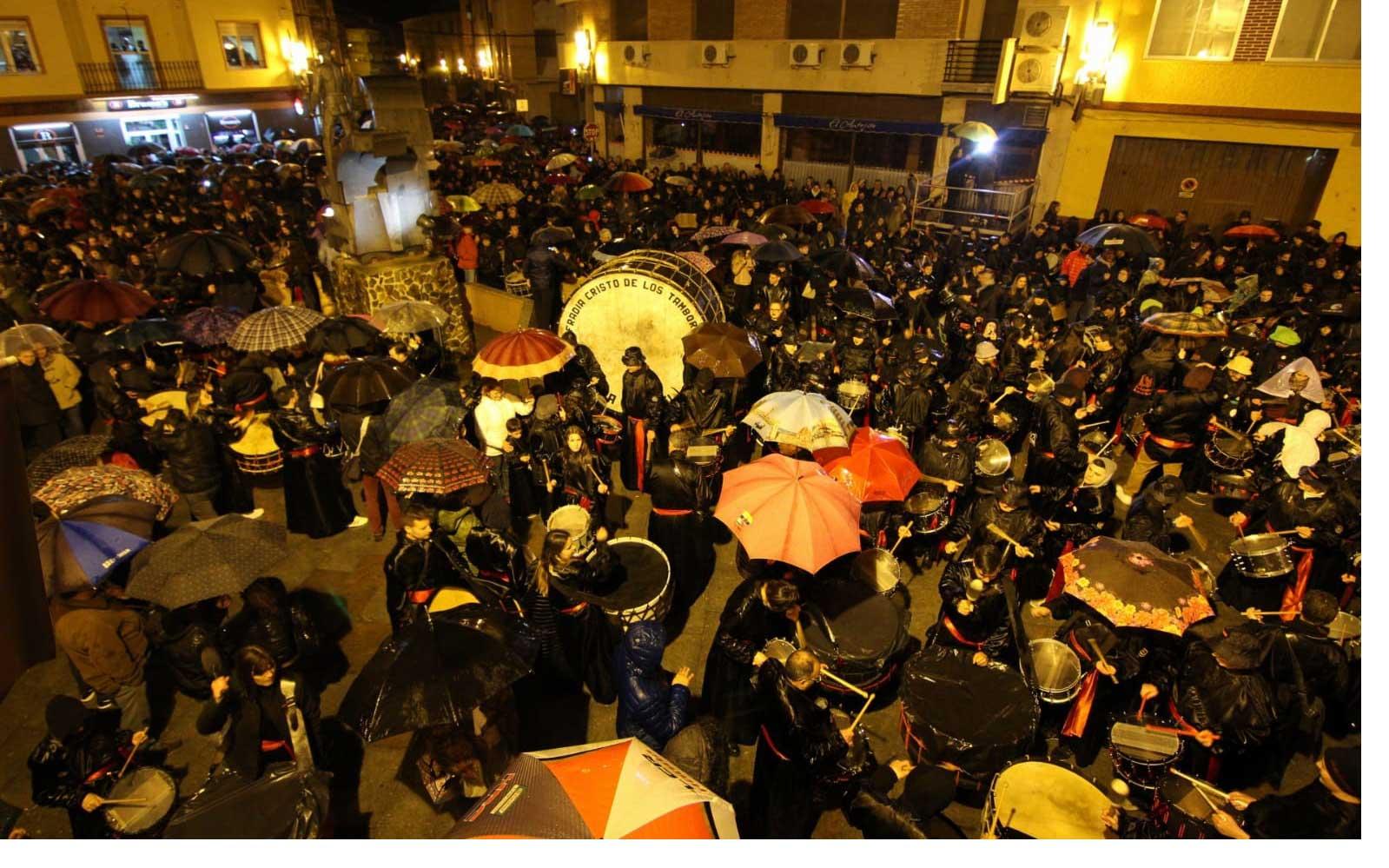 Andorra rompió la Hora pese a ser la localidad en la que más llovió