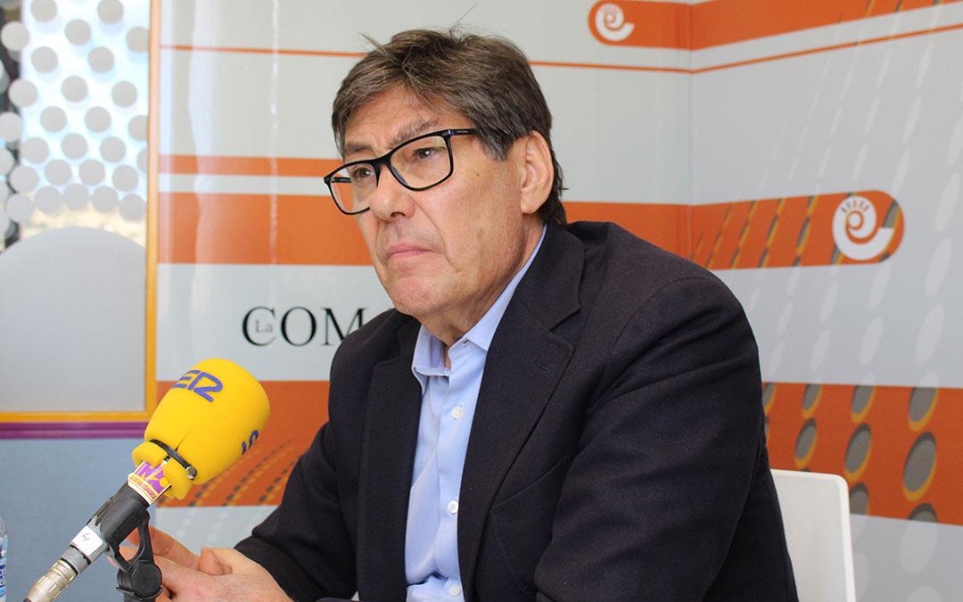 Imagen de archivo. Arturo Aliaga, dirigente del PAR.