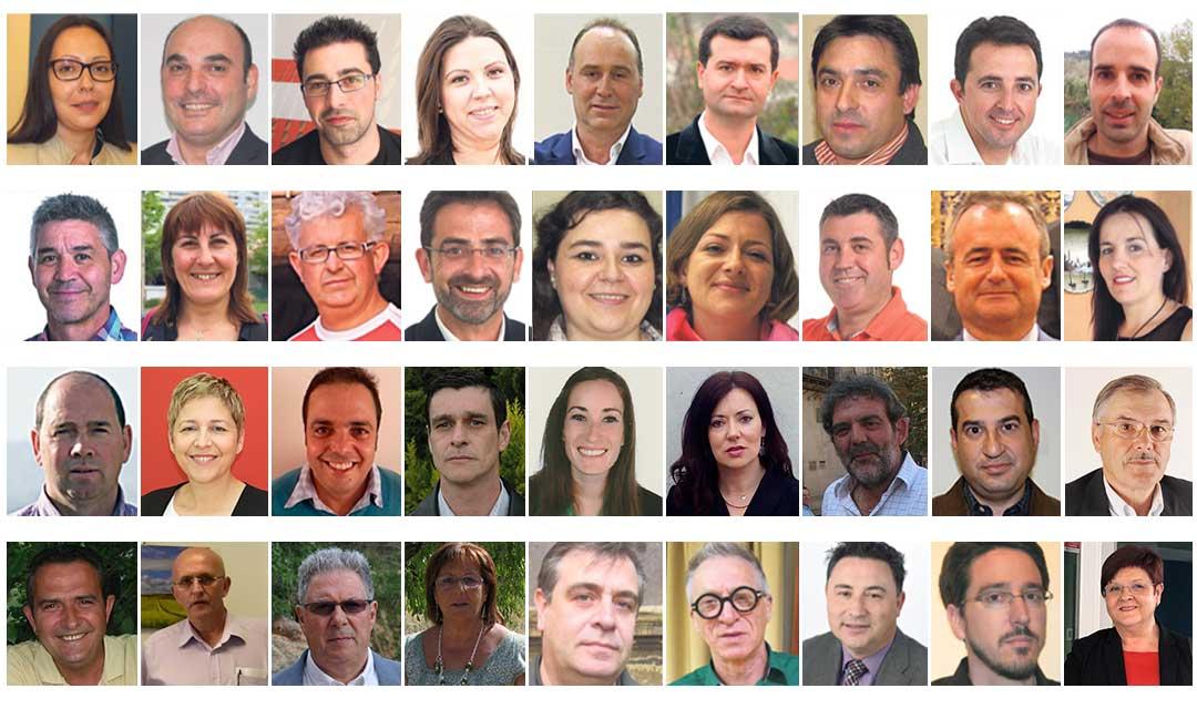 candidatos bajo aragon