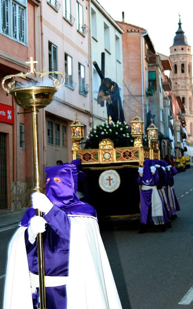 cofradia jesus nazareno semana santa alcorisa