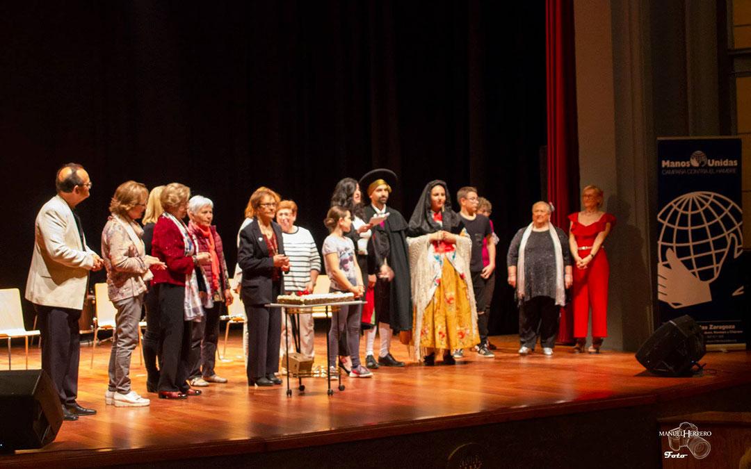 Al final del evento se realizó un sorteo muy especial.. Foto: Manuel Herrero Poblador..