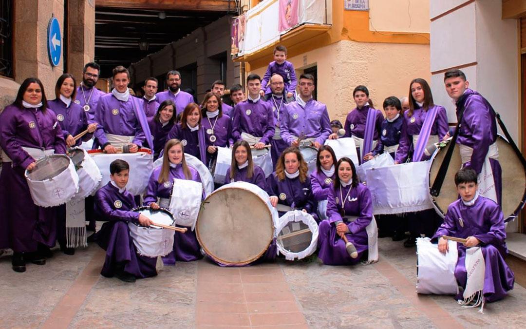 grupo exhibicion cofradia jesus nazareno alcorisa