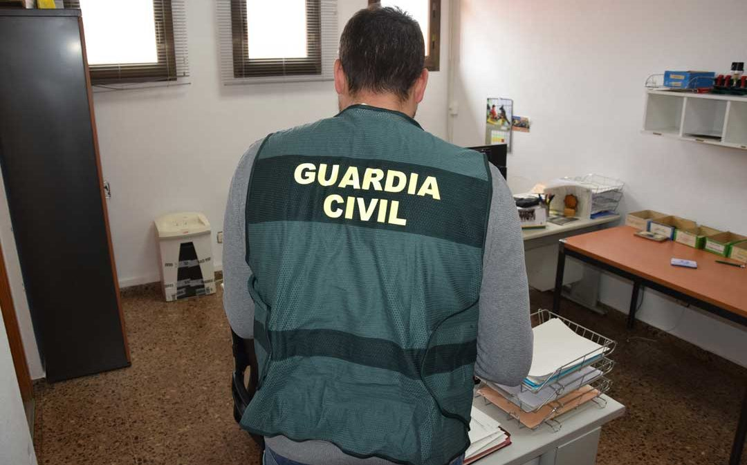 La Guardia Civil investiga una denuncia por abuso sexual en Alcañiz