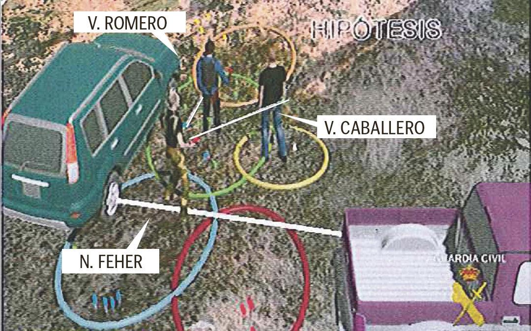 La Fiscal del triple crimen de Andorra vuelve a pedir a la juez que no limite el acceso a los informes
