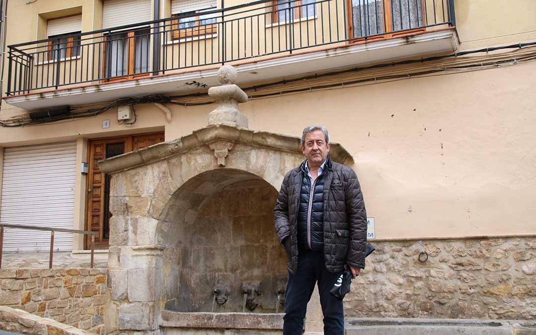 javier zaragoza casa natal alcorisa