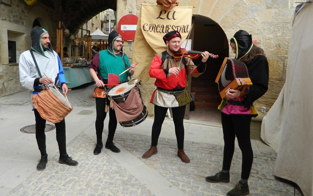 Cretas Mercado Medieval