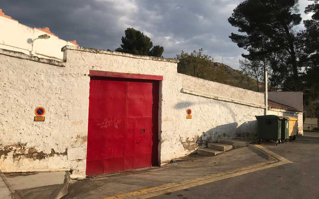 La plaza de toros de Alcañiz