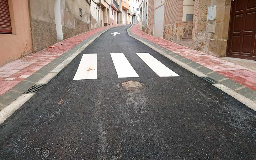 Imagen actual de la Subida a Monjas.