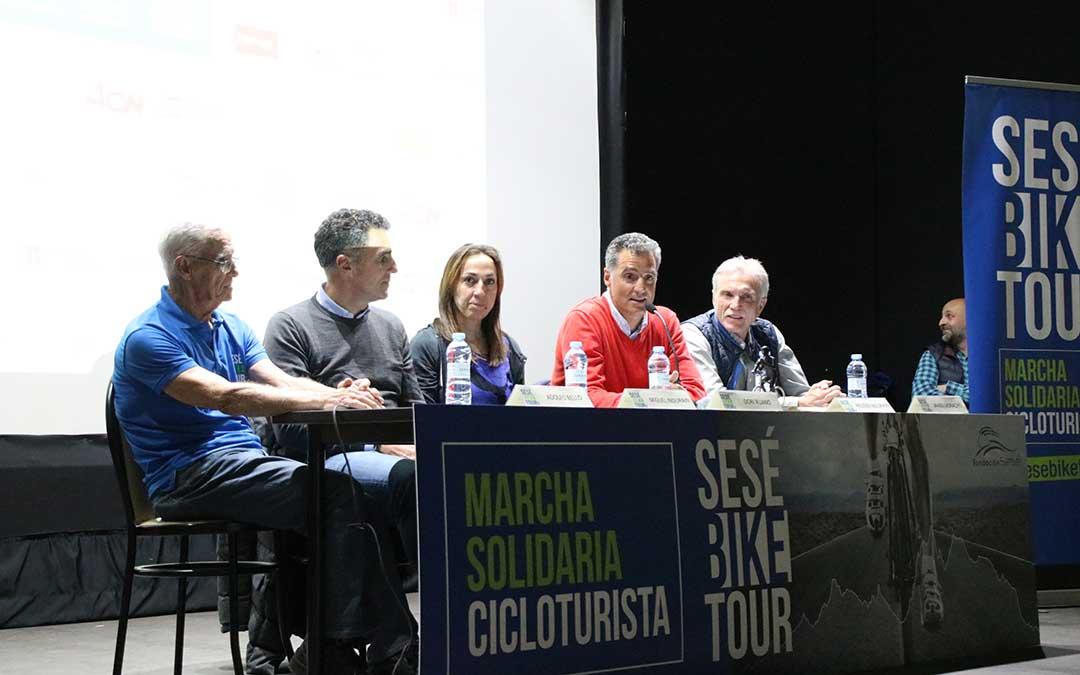 II Edición de la Sesé Bike Tour