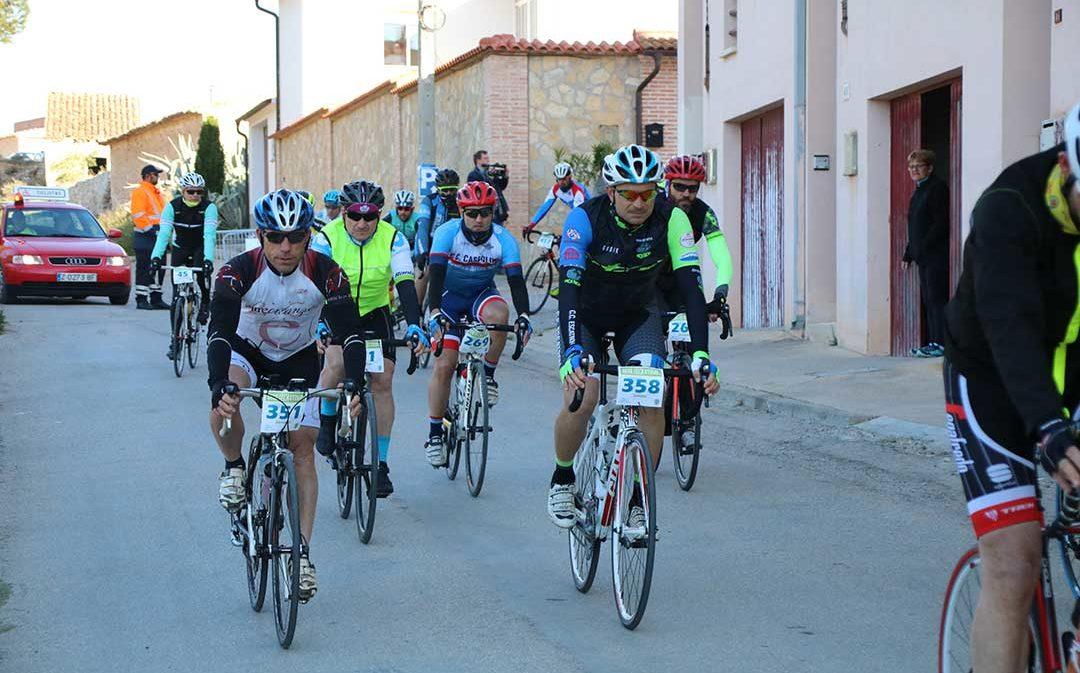 La Sesé Bike Tour de Urrea se aplaza al 19 de septiembre