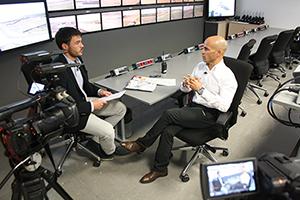 Entrevista a Santiago Abad, gerente de Motorland Aragon
