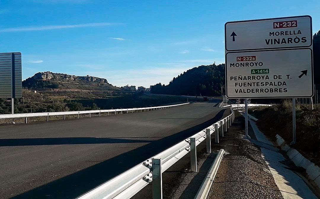 El PAR exige los desdoblamientos de la N-II y la N-232 a su paso por Aragón