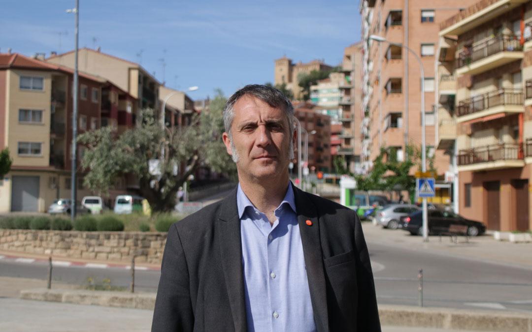 Ramiro Domínguez repite como cabeza de lista de Ciudadanos por Teruel.