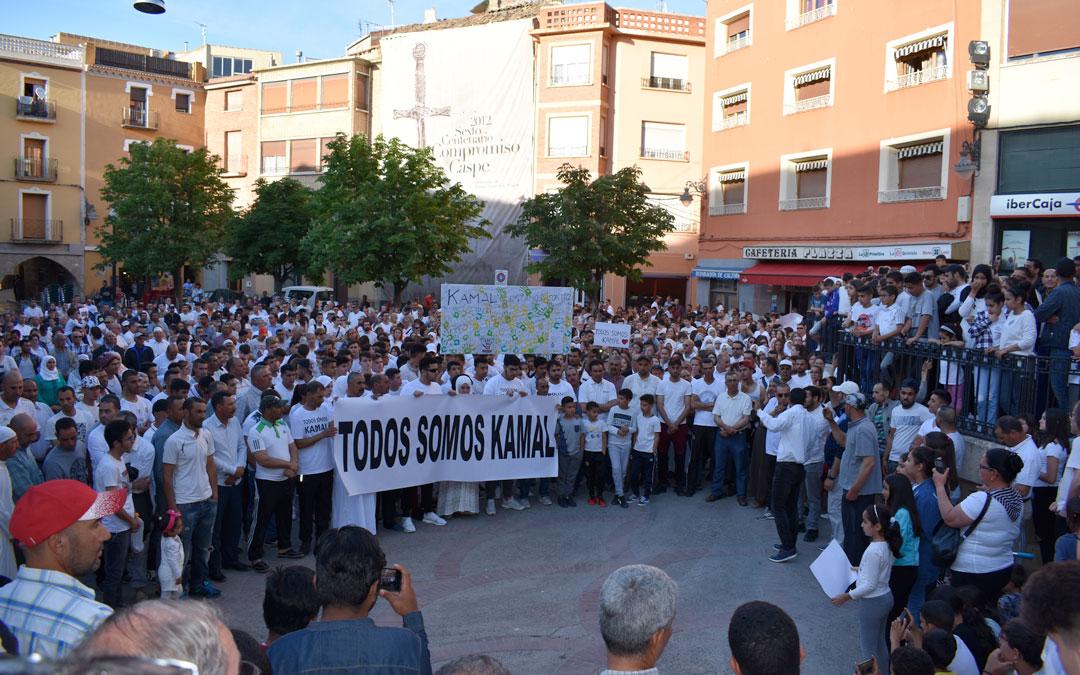 La agresión tuvo lugar el viernes en la calle Garía, a plena luz del día.