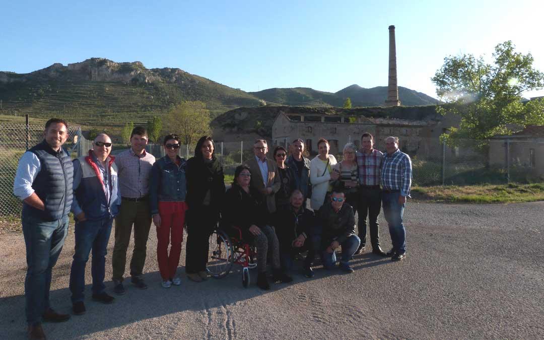 El PP propone para la comarca de Cuencas Mineras un centro de empresas de reciclaje