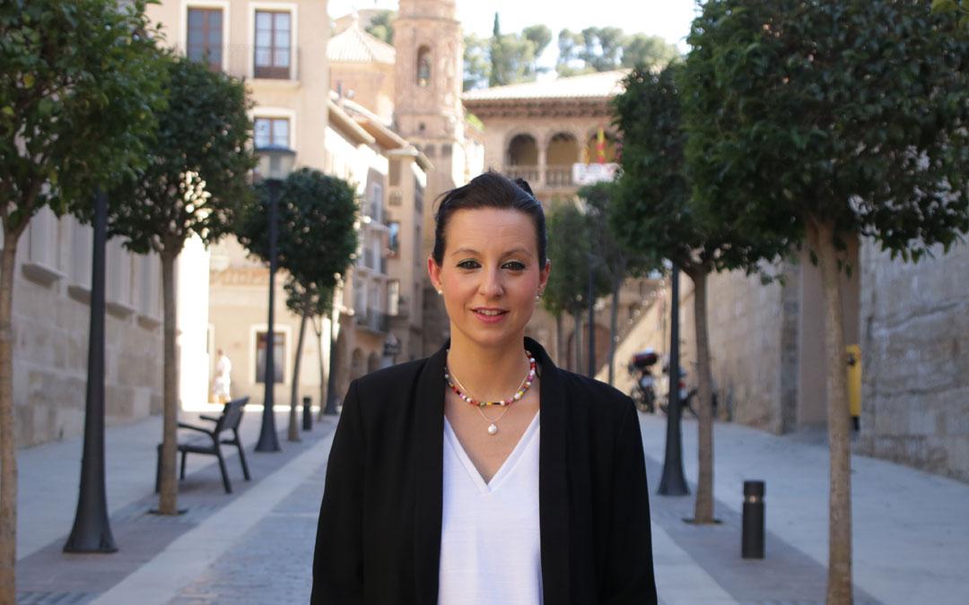 Esther Peirat encabeza la lista del Partido Aragonés a las Cortes de Aragón en la provincia de Teruel.