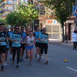 El público disfrutó de una buena jornada deportiva en la ciudad./ A.M.