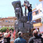 homenaje al minero andorra 1 de mayo