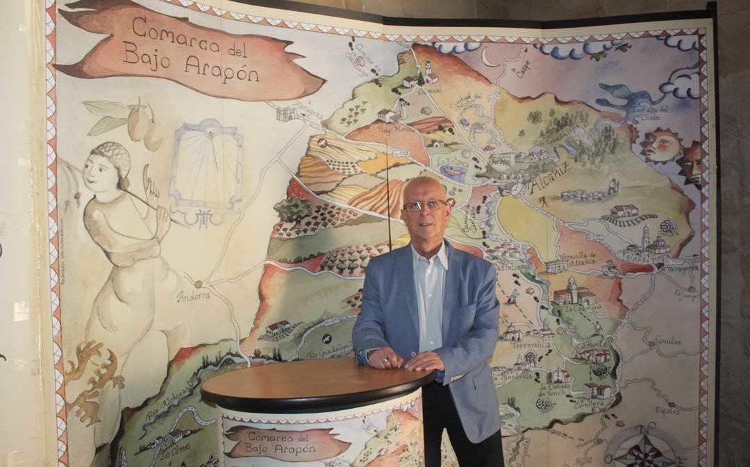 Fallece Manolo Ponz, expresidente de la Comarca del Bajo Aragón