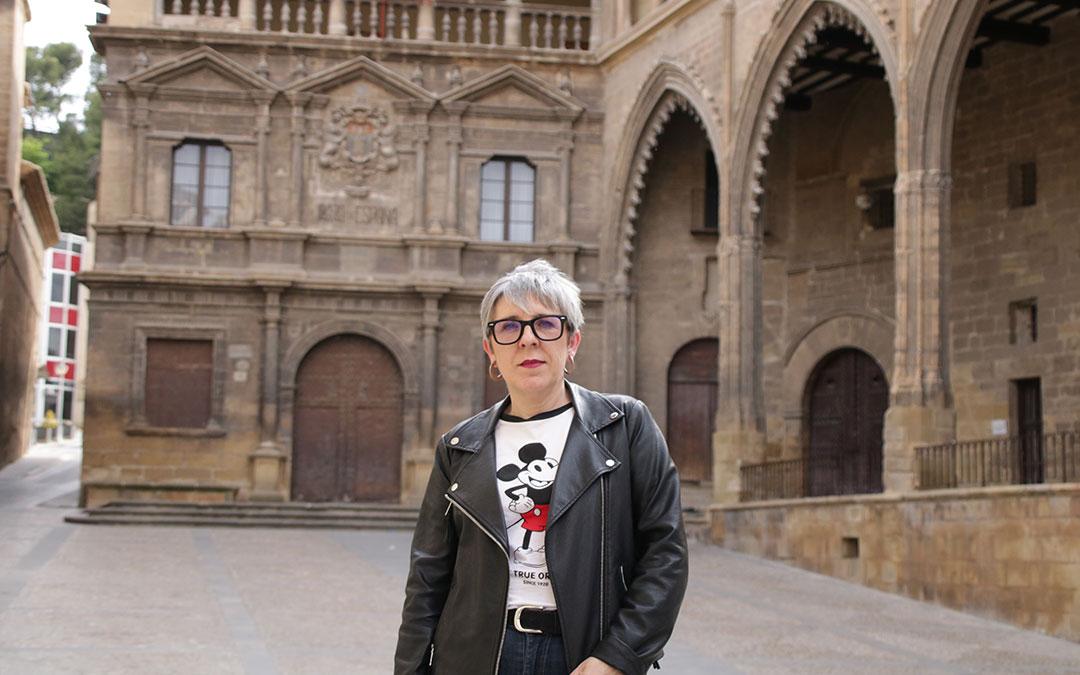 marta prades alcaniz candidata cortes teruel