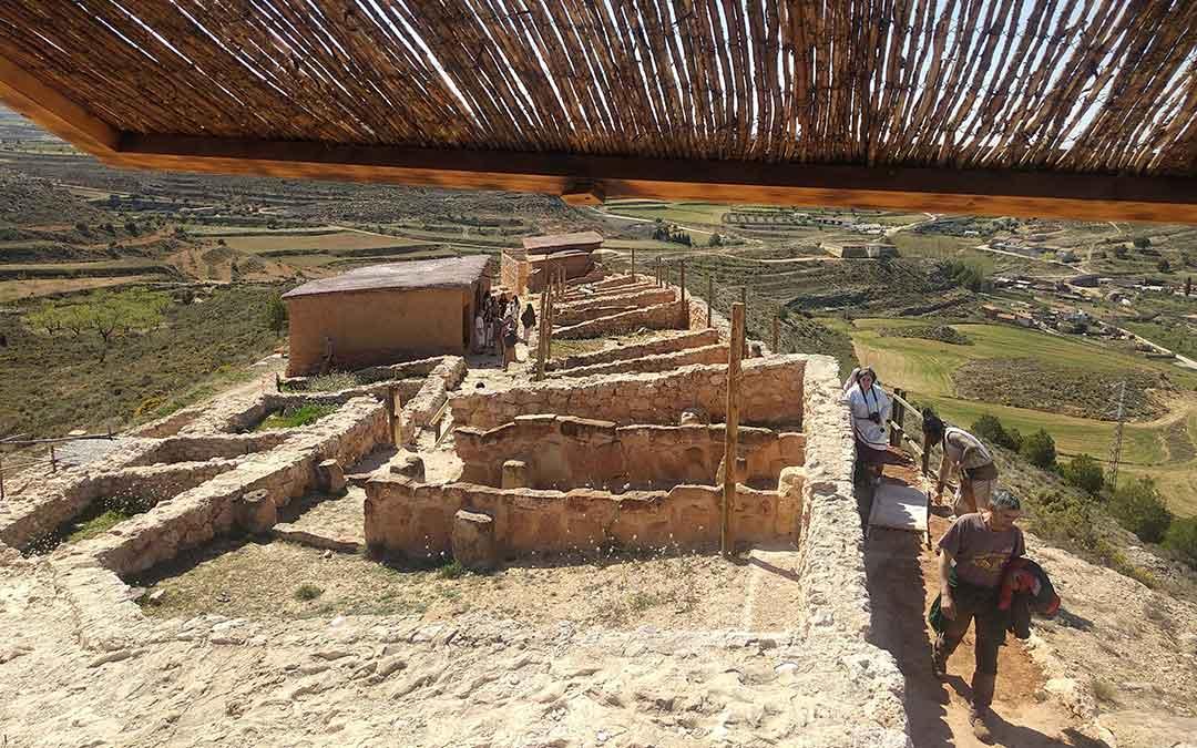 parque arqueologico el cabo andorra