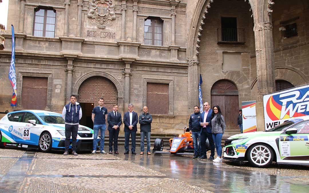 presentacion racing weekend alcaniz motorland