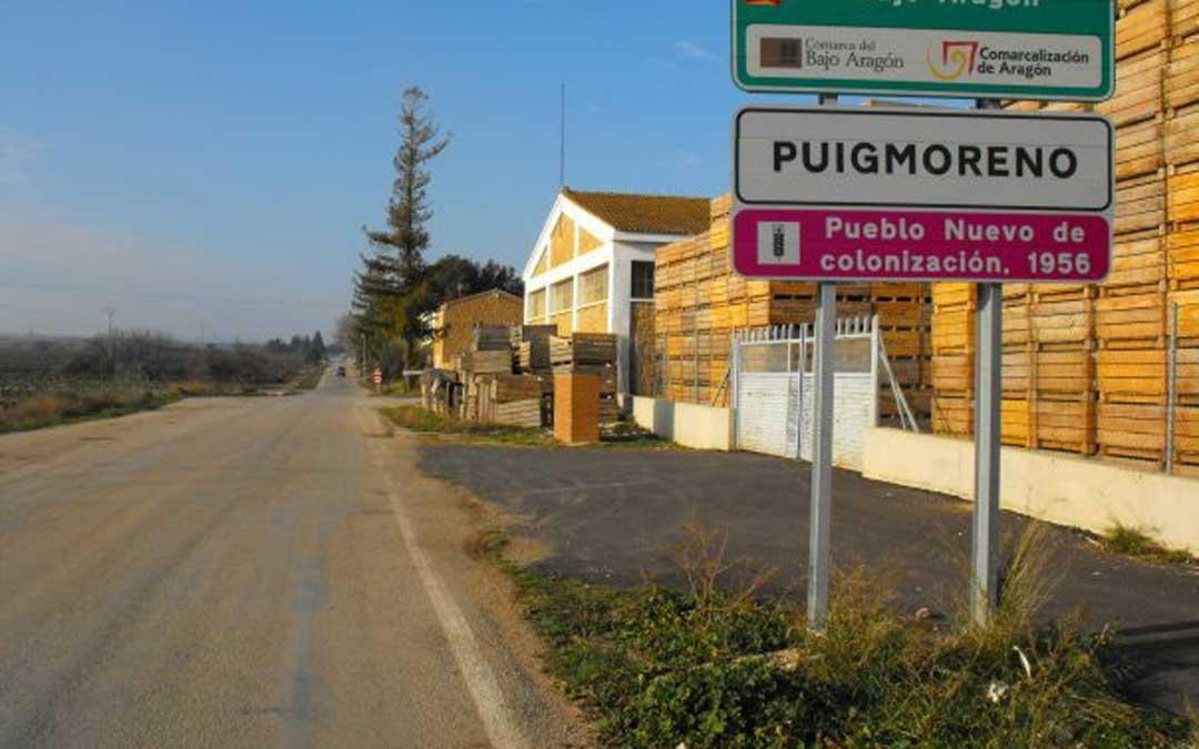 Foto de archivo de Puigmoreno