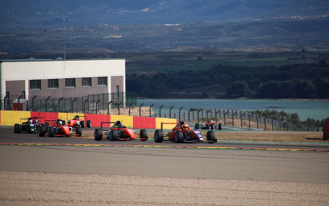 racing weekend 3 f4 estanca