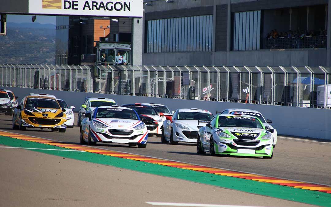 racing weekend 5 cer gt salida