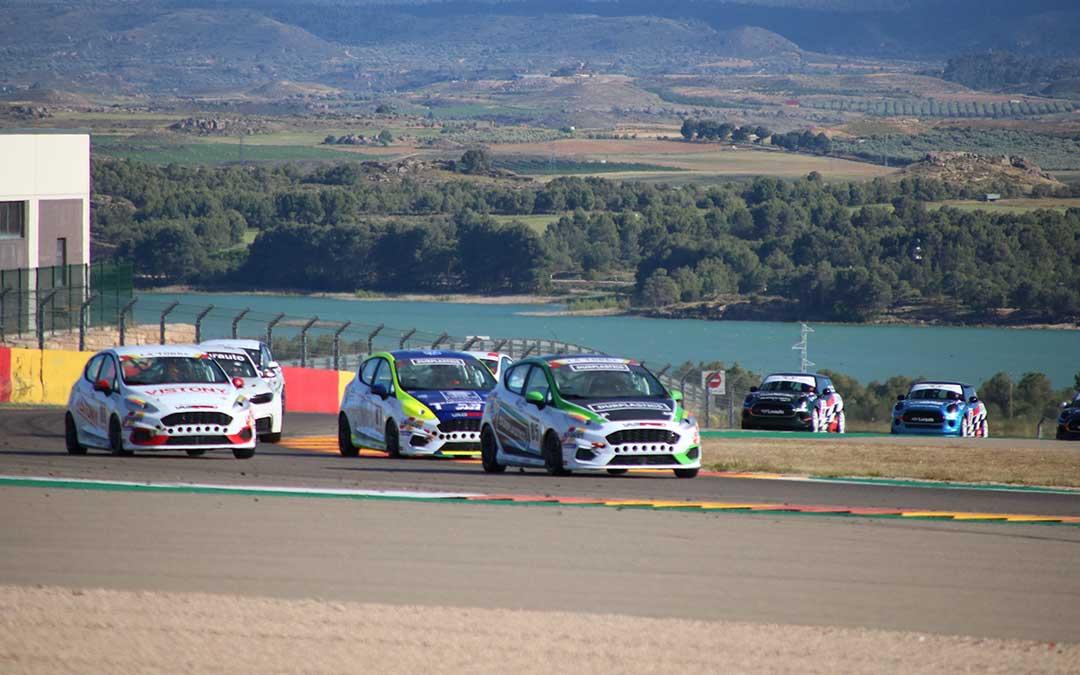 racing weekend 6 cer gt estanca