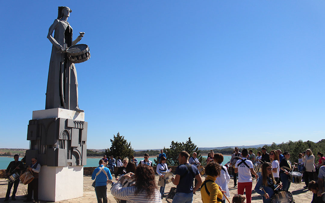 Salida al Monumento del Tambor en 2019.
