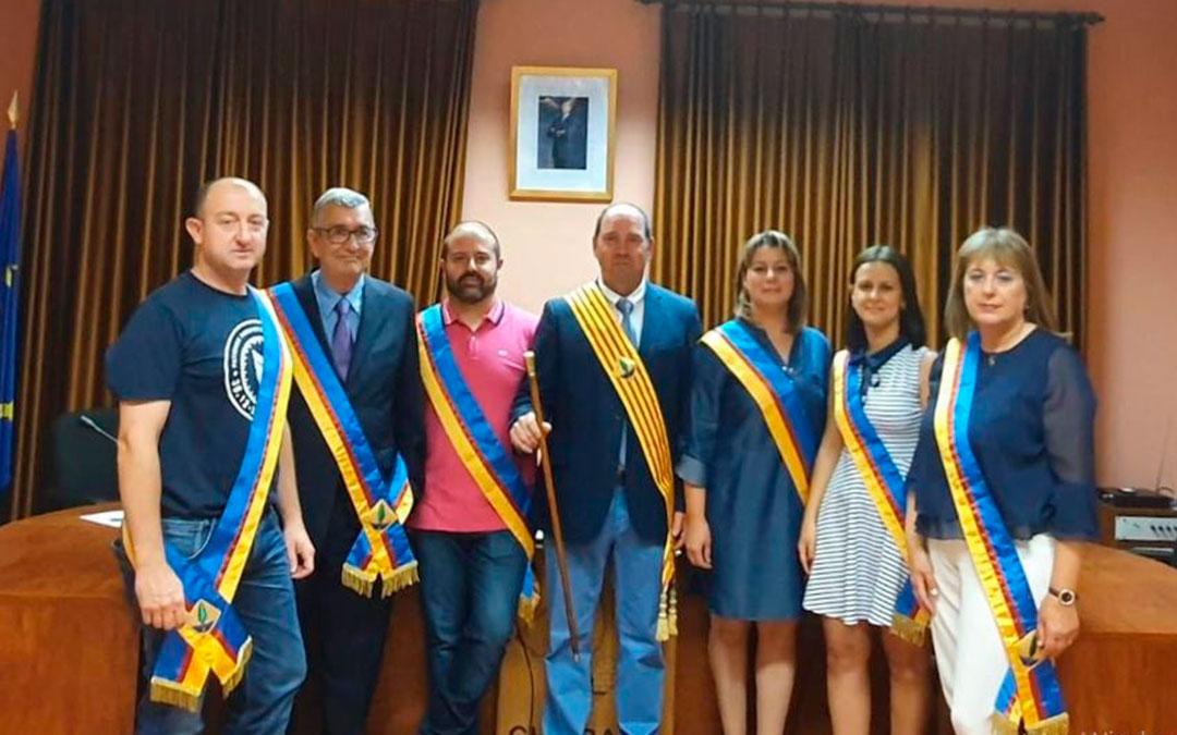 chiprana nuevo ayuntamiento corporacion municipal