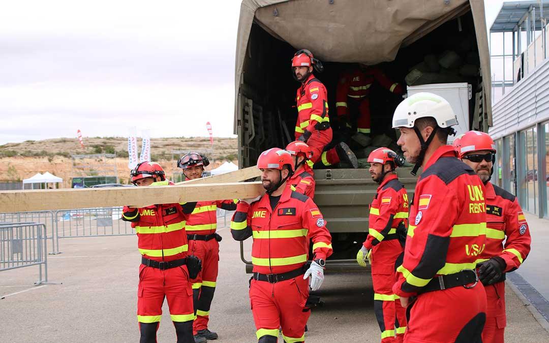 foro subitis motorland unidad militar de emergencias ume