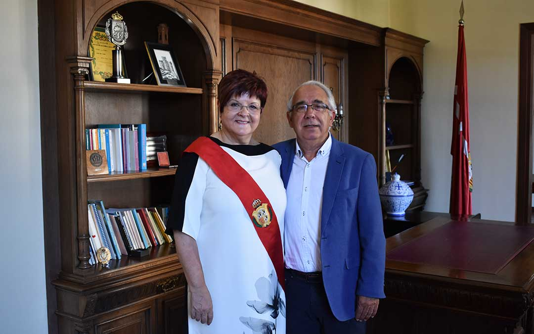 Pilar Mustieles sustituye esta legislatura a Jesús Senante.