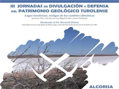 Jornadas geológicas en Alcorisa