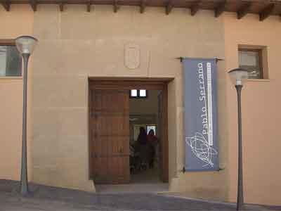 Exposición «Serrano. Grabado en la memoria» en Crivillén