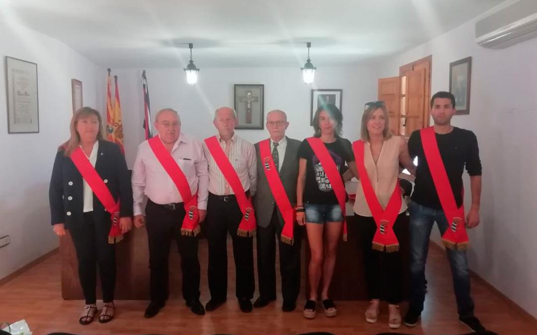 urrea de gaen nuevo ayuntamiento joaquin lafaja