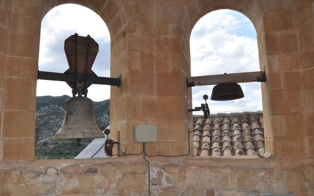 campanas Beceite