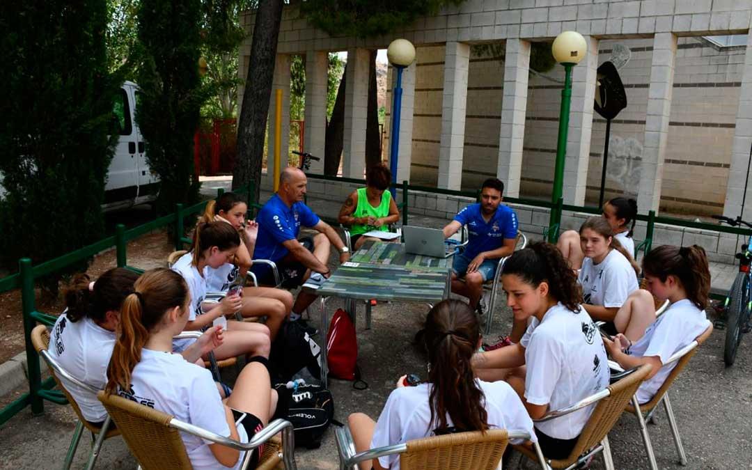 campus club voleibol kasalkas