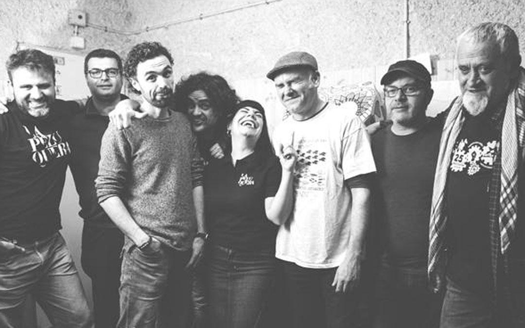 Imagen promocional de Skaparapid, uno de los grupos más esperados que actuarán en el Carrasca.